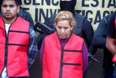Irma Valentina Ramos Espinoza, La Comandante Rojo. Foto: El Blog del Narco
