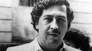 Pablo Escobar, traficante colombiano. Foto: AP