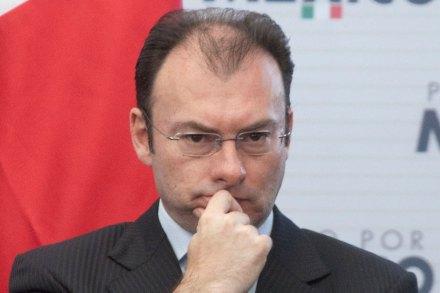 El secretario de Hacienda, Luis Videgaray Caso. Foto: Octavio Gómez