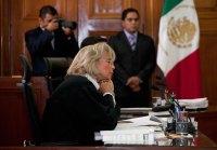La ministra de la SCJN, Olga Sánchez Cordero. Foto: AP / Eduardo Verdugo
