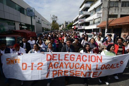 Foto: Rubén Espinosa/Procesofoto Veracruz .