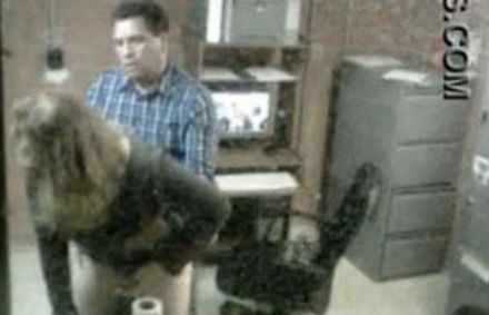 Imagen del video subido a la red.