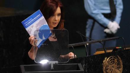 Fernández hizo un reclamo por las Islas Malvinas ante la ONU. Foto: AP
