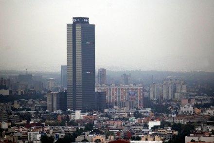 Las oficinas de Pemex en la ciudad de México. Foto: Eduardo Miranda