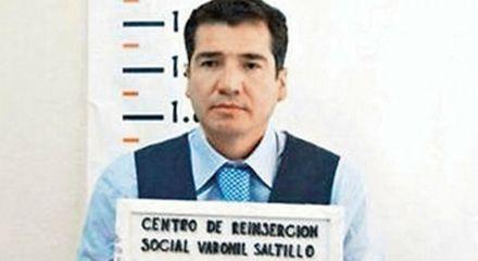 El exsecretario ejecutivo del Servicio de Administración Tributaria del estado de Coahuila (SATEC), Héctor Javier Villarreal Hernández. Foto: Especial