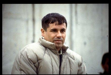 Joaquín El Chapo Guzmán, líder del Cártel de Sinaloa. Foto: Benjamin Flores
