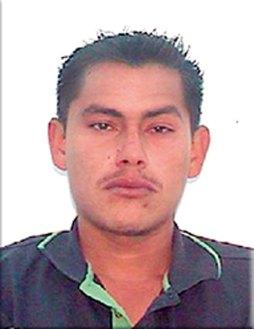 Jonathan Salas Avilés, El Fantasma, el presunto jefe de sicarios de Joaquín El Chapo Guzmán. Foto: Ríodoce