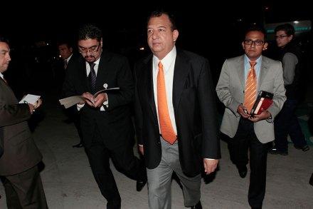Luis Walton Aburto, alcalde de Acapulco, Guerrero. Foto: Miguel Dimayuga