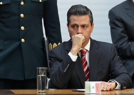 El titular del Ejecutivo, Enrique Peña Nieto. Foto: Germán Canseco