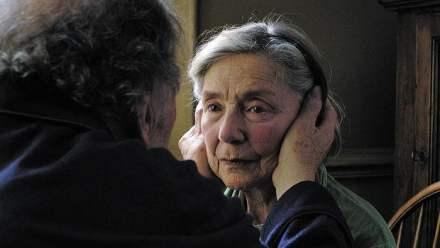 Una de las escenas de la película Amour.