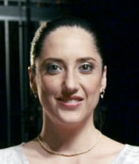 Laura Morelos, bailarina. Foto: Canal 22