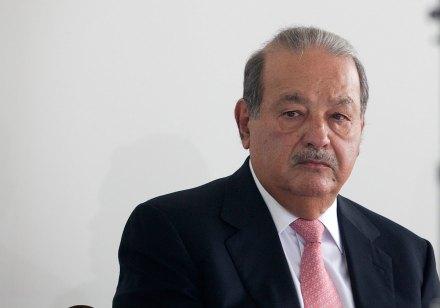 Carlos Slim, empresario. Foto: Germán Canseco