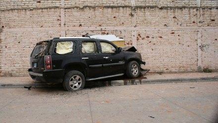 El saldo de un enfrentamiento entre sicarios el fin de semana en Michoacán. Foto: Valor por Michoacán