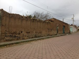 Los tapiales de Calpan. Foto: Armando Gutiérrez