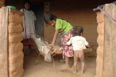 Pobreza extrema. Foto: Miguel Dimayuga