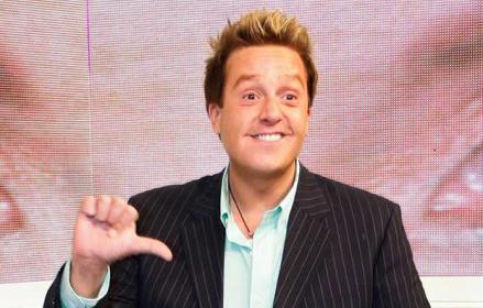Daniel Bisogno, conductor de TV Azteca. Foto: Tomada de Twitter