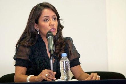 La subprocuradora Jurídica y de Asuntos Internacionales de la PGR, Mariana Benítez Tiburcio. Foto: Especial