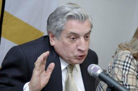 Arturo Nuñez, gobernador electo de Tabasco. Foto: Miguel Dimayuga