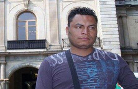 Alberto López Bello, reportero de El Imparcial. Foto: Especial