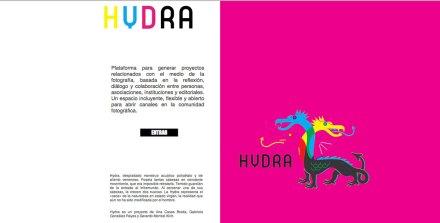 La página web de Hydra.