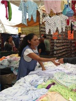 Tepito. La capital del comercio informal. Foto: Eduardo Miranda