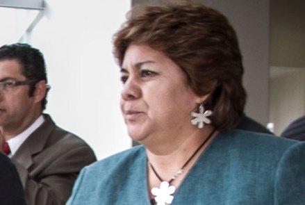 Graciela Juárez Montes, alcaldesa de Pedro Escobedo. Foto: Especial
