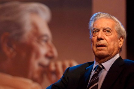 Mario Vargas Llosa, escritor. Foto: Eduardo Miranda
