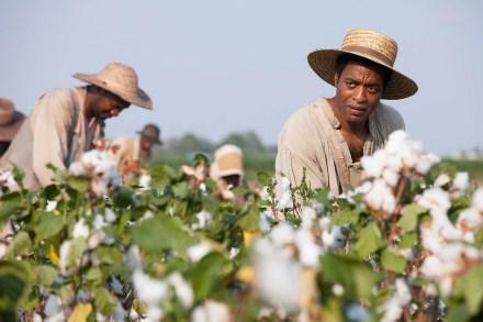 12 años de esclavitud, en cines.