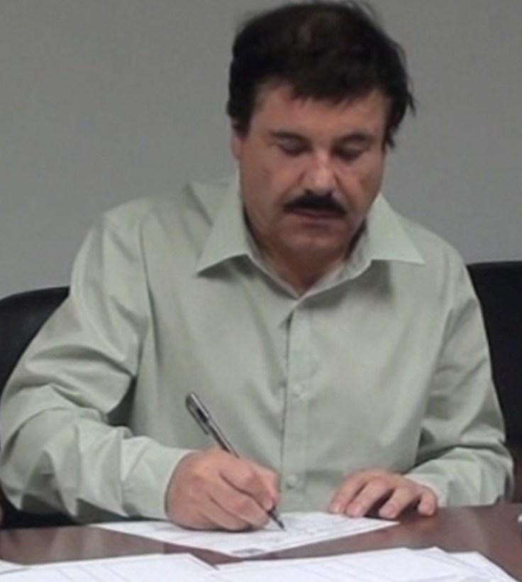 """Confirman identidad de Joaquín """"El Chapo"""" Guzmán. Foto: PGR"""