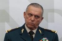 Salvador Cienfuegos, titular de la Sedena. Foto: Octavio Gómez