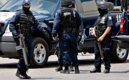 Elementos de la Policía Federal. Foto: edomexinforma.com