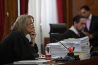 Olga Sánchez Cordero en la Corte. Foto: Octavio Gómez
