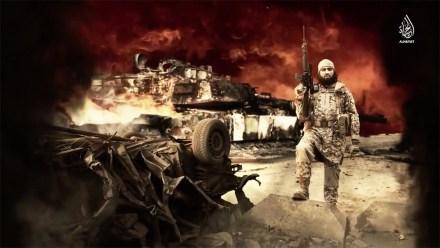 La amenaza del Estado Islámico.