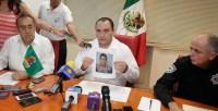 """Borge presenta una fotografía de Carmen Ramos Pérez, """"El Conejo"""". Foto: Especial"""