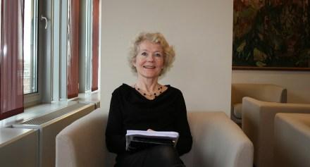Merethe Negaard, embajadora de Noruega en México. Foto: Especial