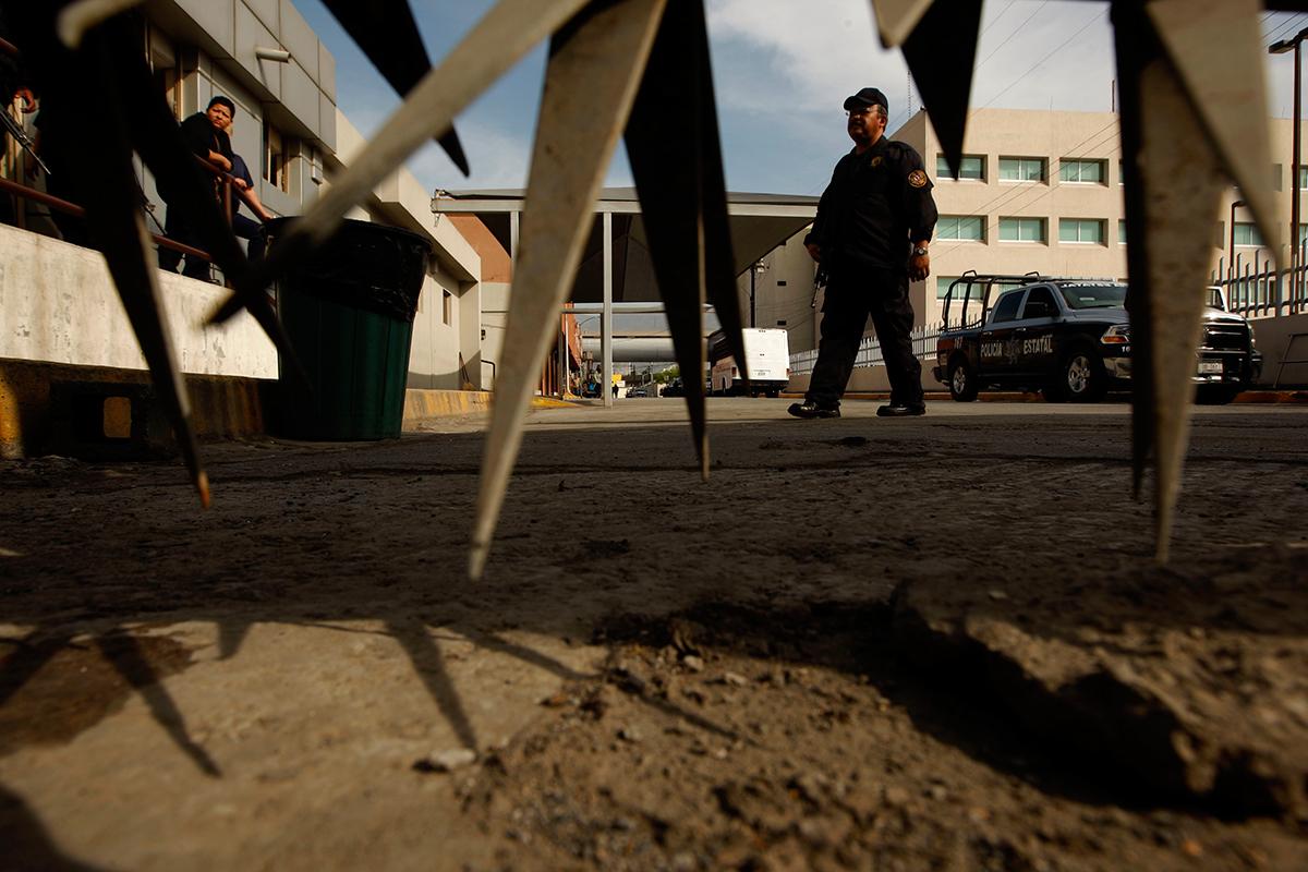 El penal de Topo Chico en Monterrey. Foto: Fidel Aguilar