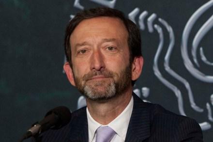 Viktor Elbling, embajador de Alemania en México. Foto: Eduardo Miranda