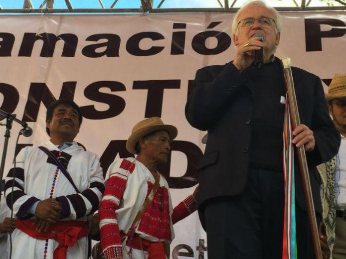 El obispo Raúl Vera. Foto: Especial
