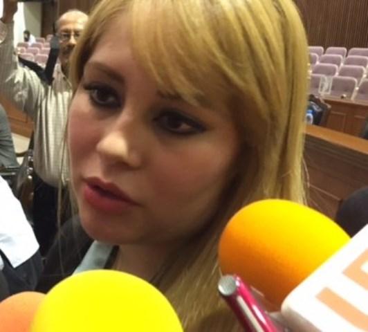 Lucero Sánchez. Renuncia y detención. Foto: RÍODOCE