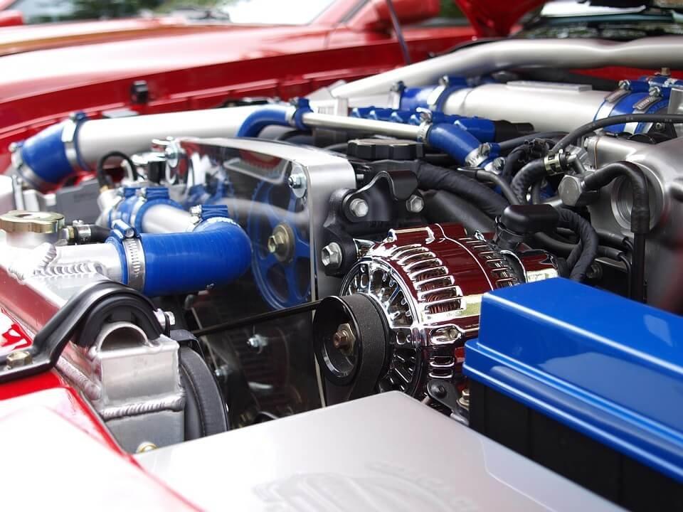 Car Engine. Image courtesy of Pixabay.com, hosted under CC0.