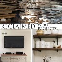 Custom Reclaimed Wood Projects