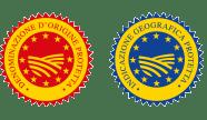 PDO and PGI logos