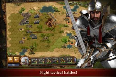 forge of empires for ipad