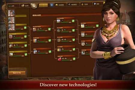 forge of empires ipad s tree