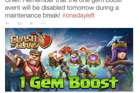 clash of clans january update