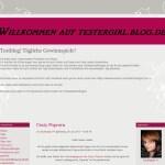 Das Testergirl partner blog