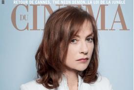 Isabelle Huppert, l'actrice française du moment, en Une des Cahiers du Cinéma