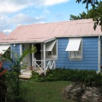 Nevis cottage