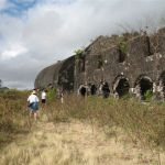 Nevis hiking