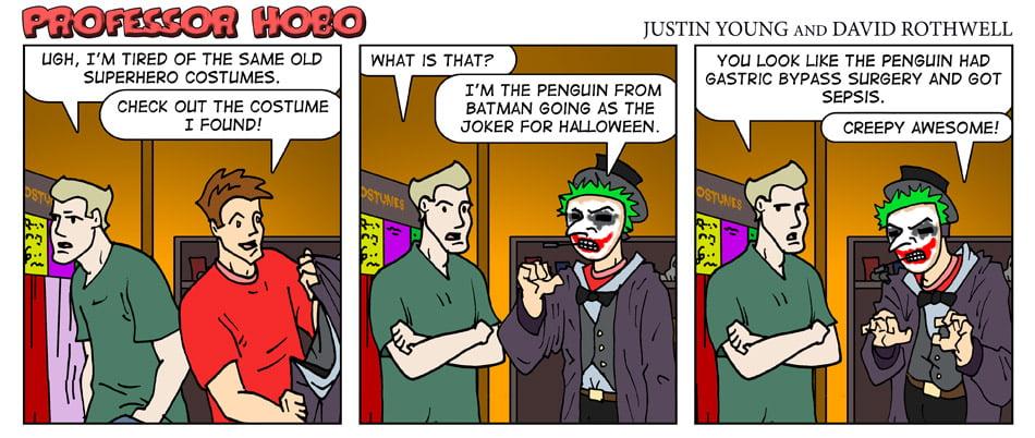 Happy Halloween Batman